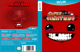 Super Meat Boy eShop cover (AENP)