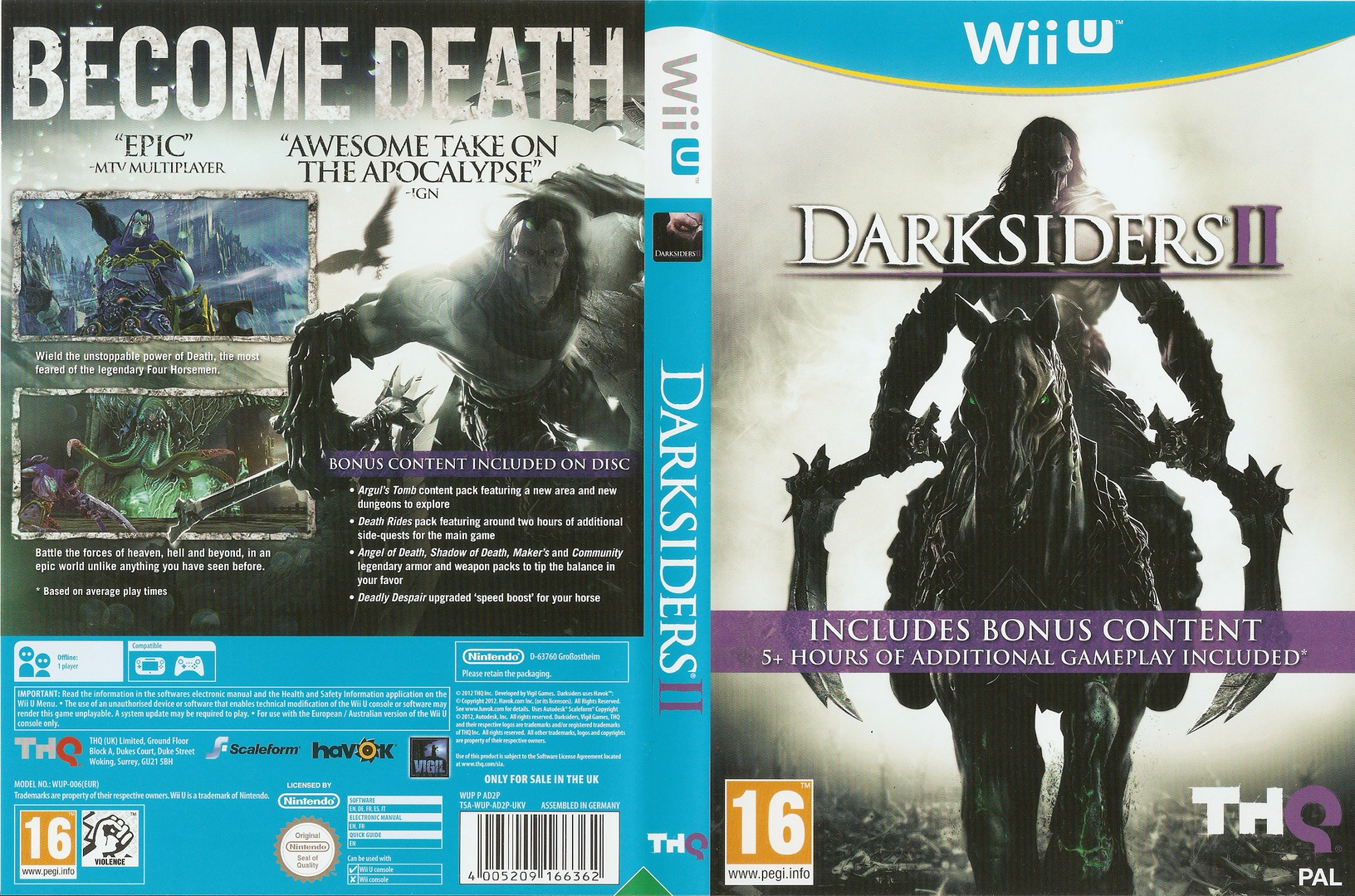 Darksiders II WiiU coverfullHQ (AD2P78)