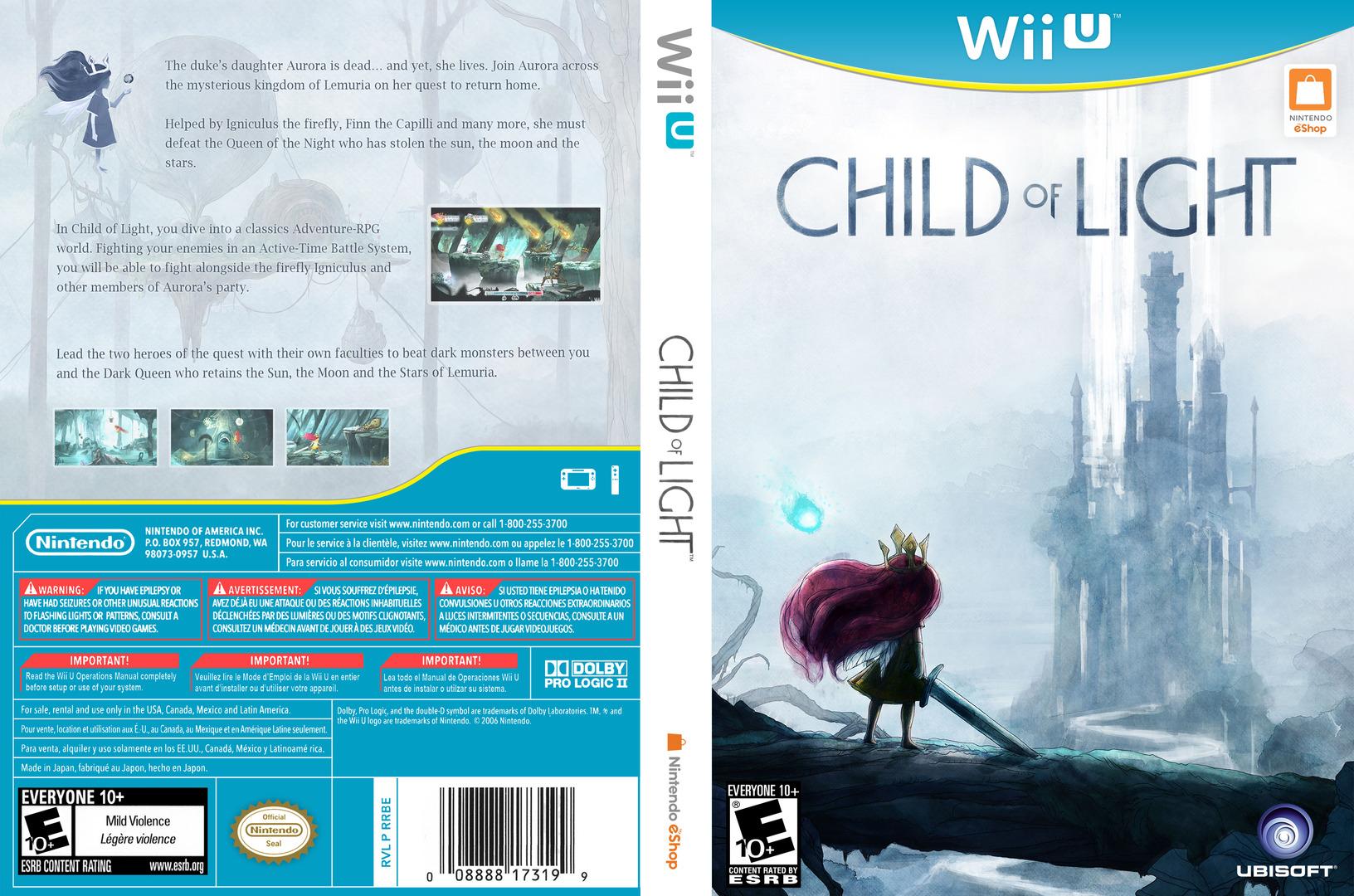Child of Light WiiU coverfullHQ (ACLE)