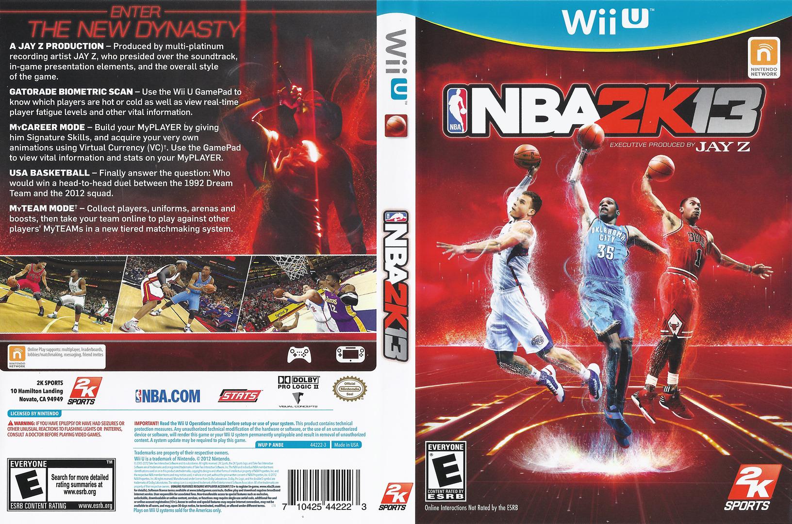 NBA 2K13 WiiU coverfullHQ (ANBE54)
