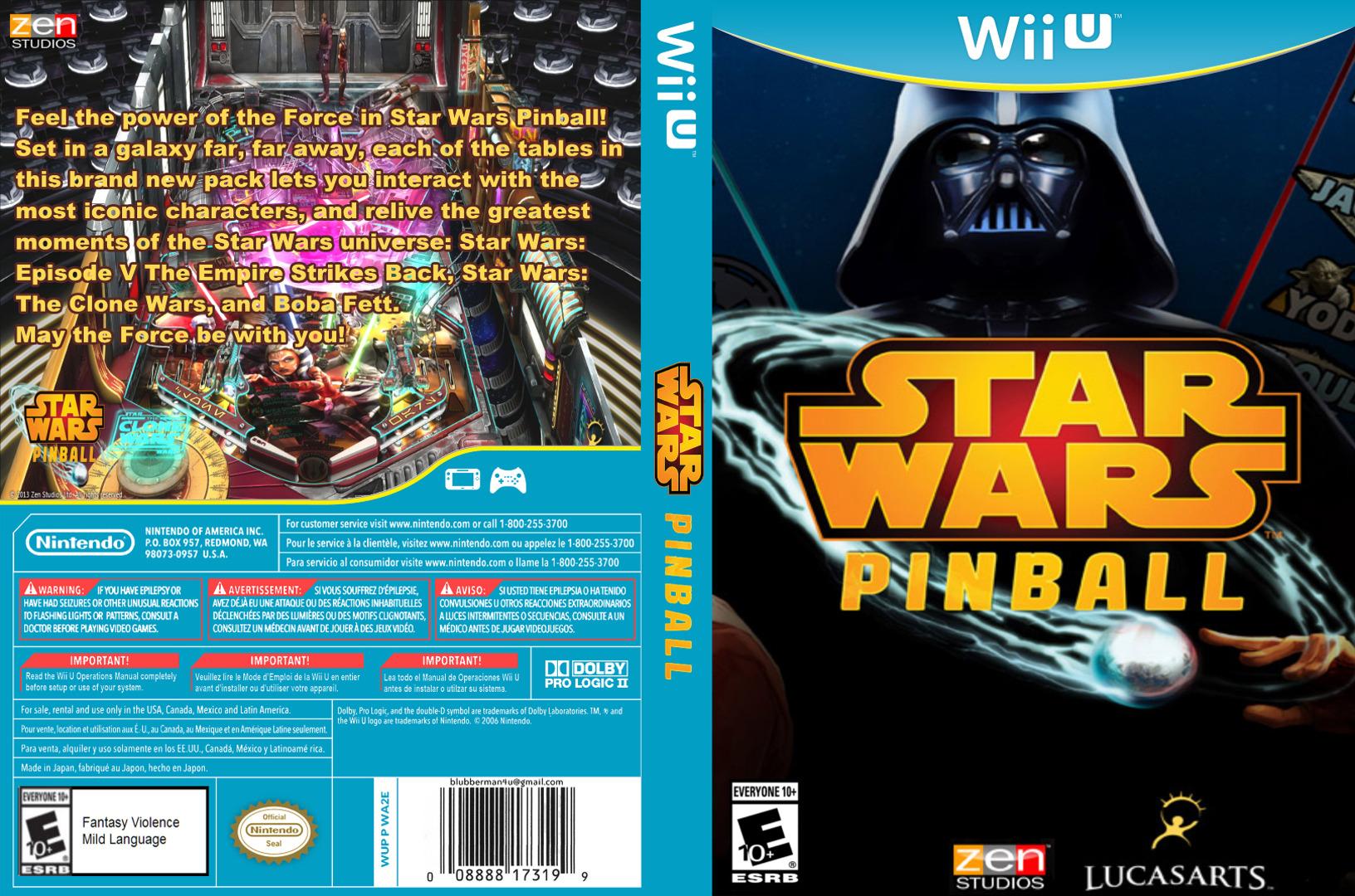 Star Wars Pinball WiiU coverfullHQ (WA2E)