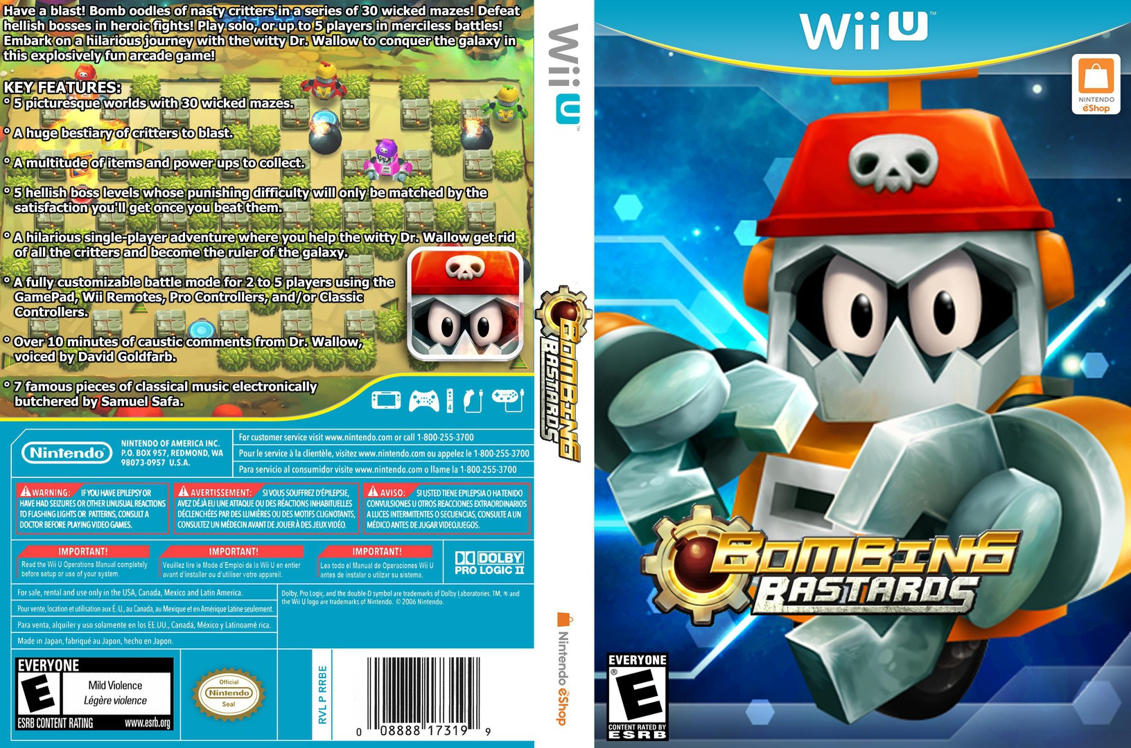 Bombing Bastards WiiU coverfullHQ (WBXE)