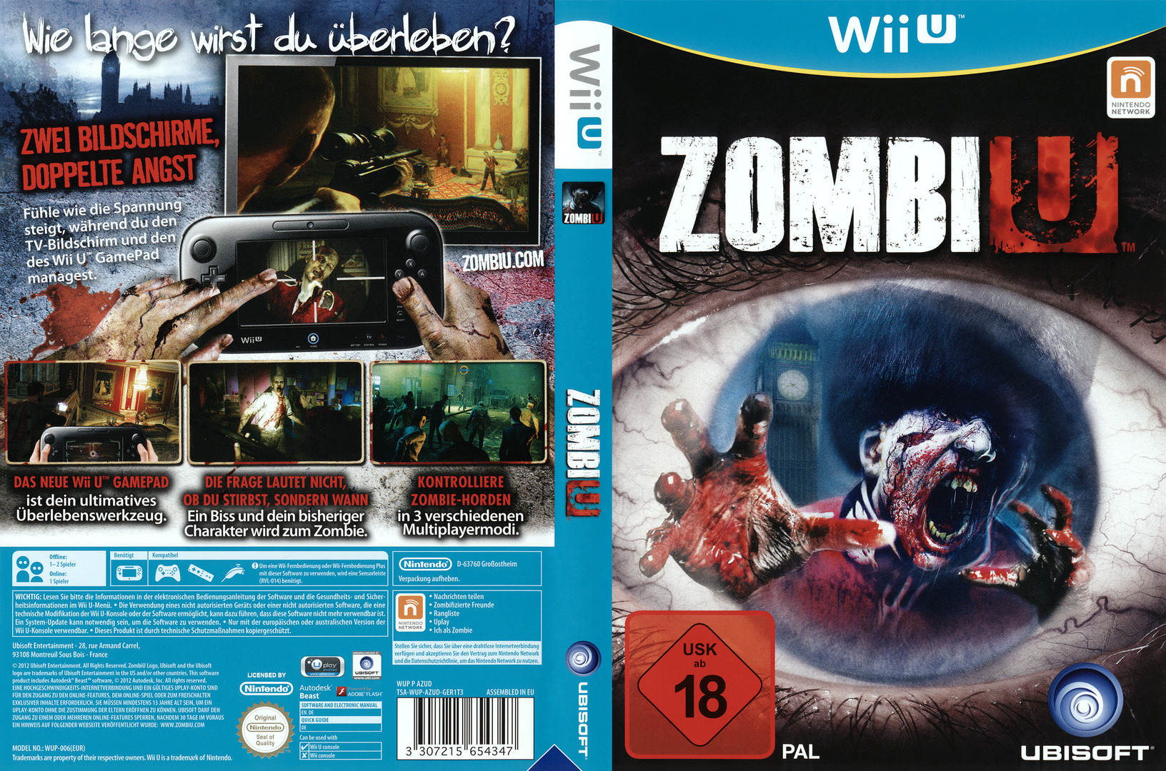 ZombiU WiiU coverfullHQ2 (AZUD41)