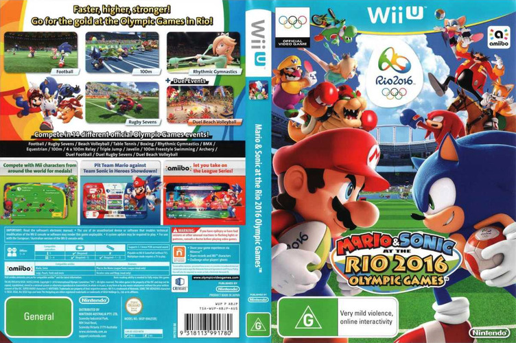 Mario & Sonic at the Rio 2016 Olympic Games WiiU coverfullM (ABJP01)