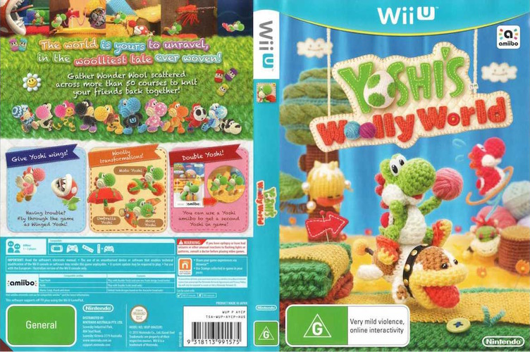 Yoshi's Woolly World WiiU coverfullM (AYCP01)