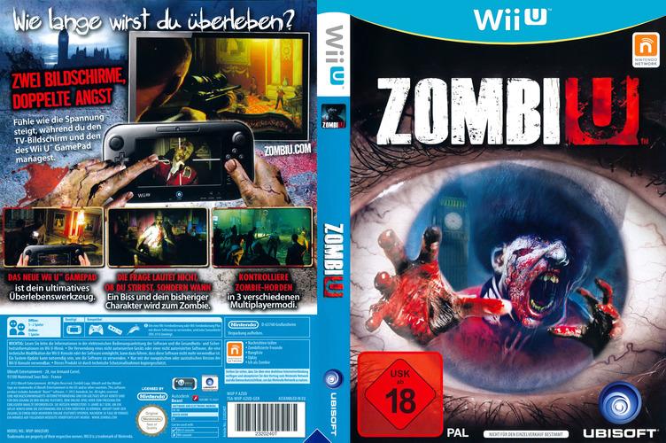 ZombiU WiiU coverfullM (AZUD41)