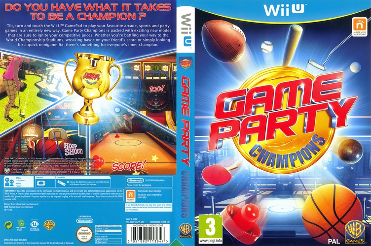Game Party Champions WiiU coverfullM (AGPPWR)