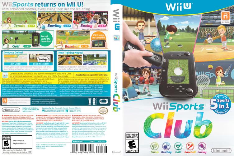 Wii Sports Club WiiU coverfullM (AWSE01)