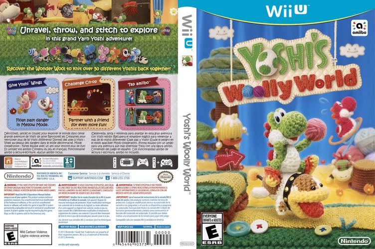 Yoshi's Woolly World WiiU coverfullM (AYCE01)
