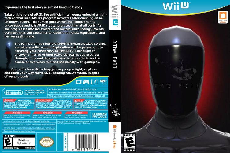 The Fall WiiU coverfullM (BTFE)