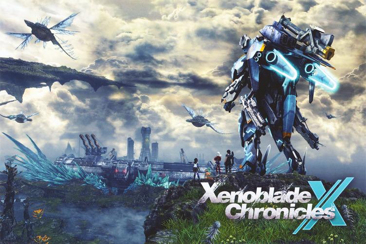 Xenoblade Chronicles X WiiU coverfullM2 (AX5D01)