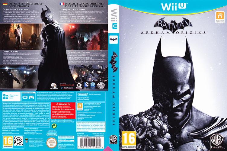 Batman:Arkham Origins WiiU coverfullMB (AZEPWR)
