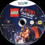 The LEGO Movie Videogame WiiU disc (ALAPWR)
