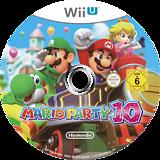 Mario Party 10 WiiU disc (ABAP01)