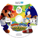 Mario & Sonic at the Rio 2016 Olympic Games WiiU disc (ABJP01)
