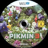 Pikmin 3 WiiU disc (AC3P01)