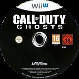 Call of Duty: Ghosts WiiU disc (ACPP52)
