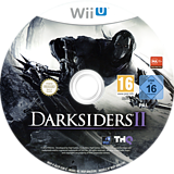 Darksiders II WiiU disc (AD2P78)