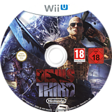 Devil's Third WiiU disc (ADNP01)