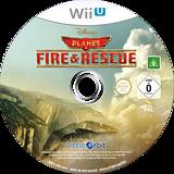 Disney Planes: Fire & Rescue WiiU disc (AFRPVZ)