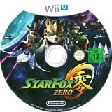 Star Fox Zero WiiU disc (AFXP01)