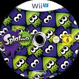 Splatoon WiiU disc (AGMP01)