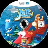 Jett Tailfin WiiU disc (AJTPXT)