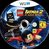 LEGO Batman 2: DC Super Heroes WiiU disc (ALBPWR)