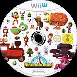 Nintendo Land WiiU disc (ALCP01)