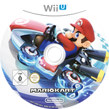 Mario Kart 8 WiiU disc (AMKP01)
