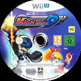 Mighty No. 9 WiiU disc (AMQPKM)