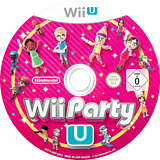 Wii Party U WiiU disc (ANXP01)