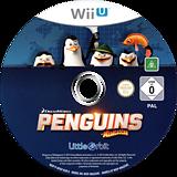 Penguins of Madagascar WiiU disc (APGPVZ)