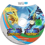 Pokkén Tournament WiiU disc (APKP01)