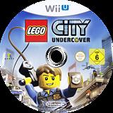 LEGO City Undercover WiiU disc (APLP01)