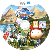 Scribblenauts Unlimited WiiU disc (ASCP01)