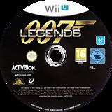 007 Legends WiiU disc (ASVP52)