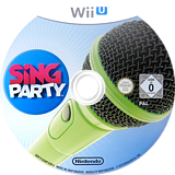 SiNG Party WiiU disc (ASWP01)
