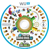 New Super Mario Bros. U + New Super Luigi U WiiU disc (ATWP01)