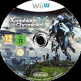 Xenoblade Chronicles X WiiU disc (AX5D01)