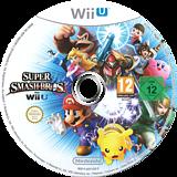 Super Smash Bros. for Wii U WiiU disc (AXFP01)