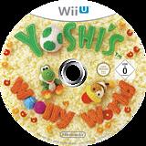 Yoshi's Woolly World WiiU disc (AYCP01)
