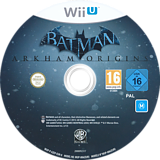 Batman: Arkham Origins WiiU disc (AZEPWR)