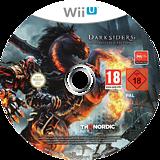 Darksiders - Warmastered Edition WiiU disc (BEDP6V)
