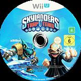 Skylanders: Trap Team WiiU disc (BK7P52)