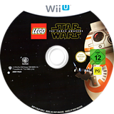 LEGO Star Wars: The Force Awakens WiiU disc (BLGPWR)