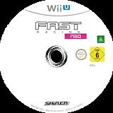 FAST Racing NEO WiiU disc (BR5PJX)