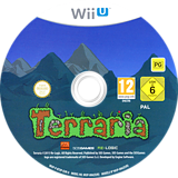 Terraria WiiU disc (BTXPGT)