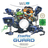 Star Fox Guard WiiU disc (BWFP01)