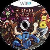Shovel Knight WiiU disc (WKNPAY)
